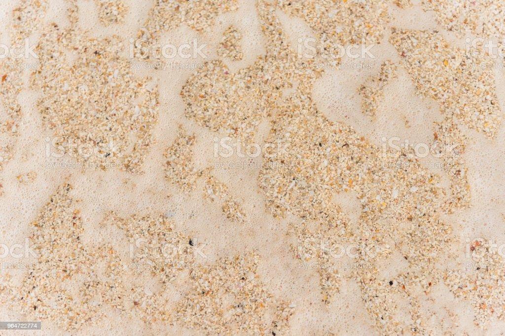 sea sand beach background royalty-free stock photo