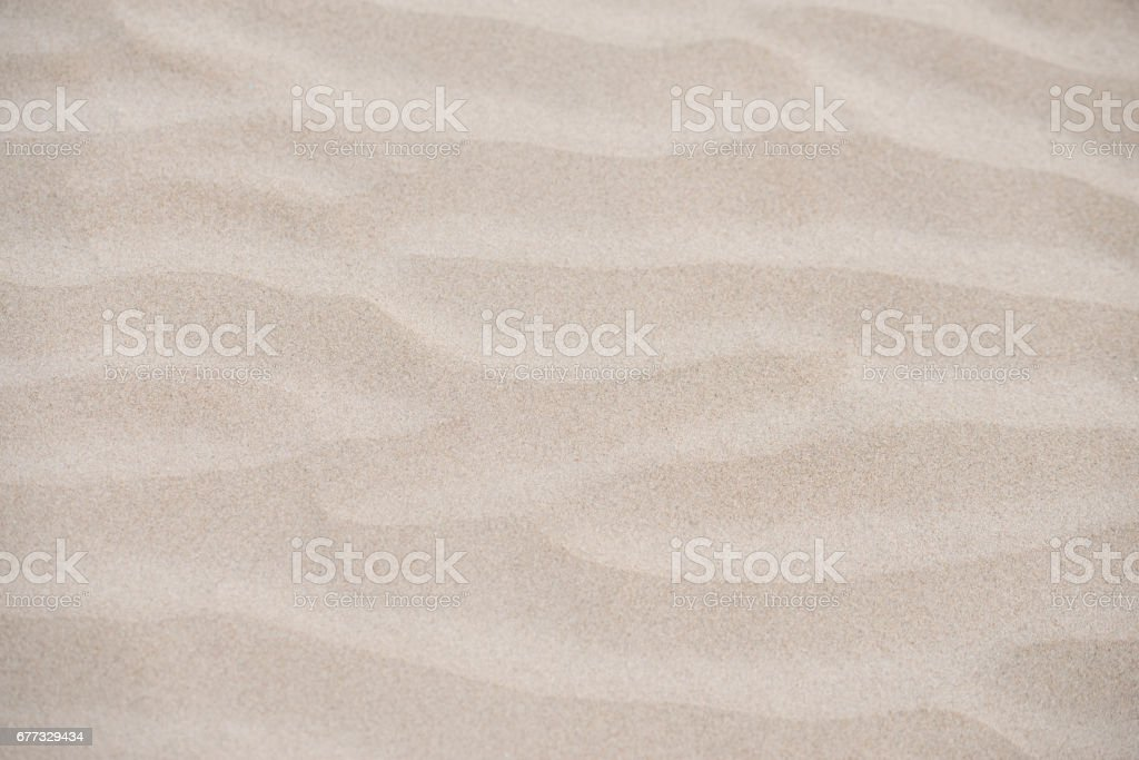Sea sand pattern. stock photo
