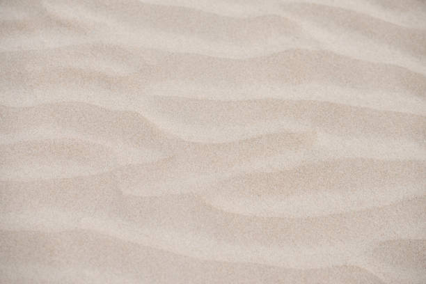 sea sand pattern. - sand stock photos and pictures