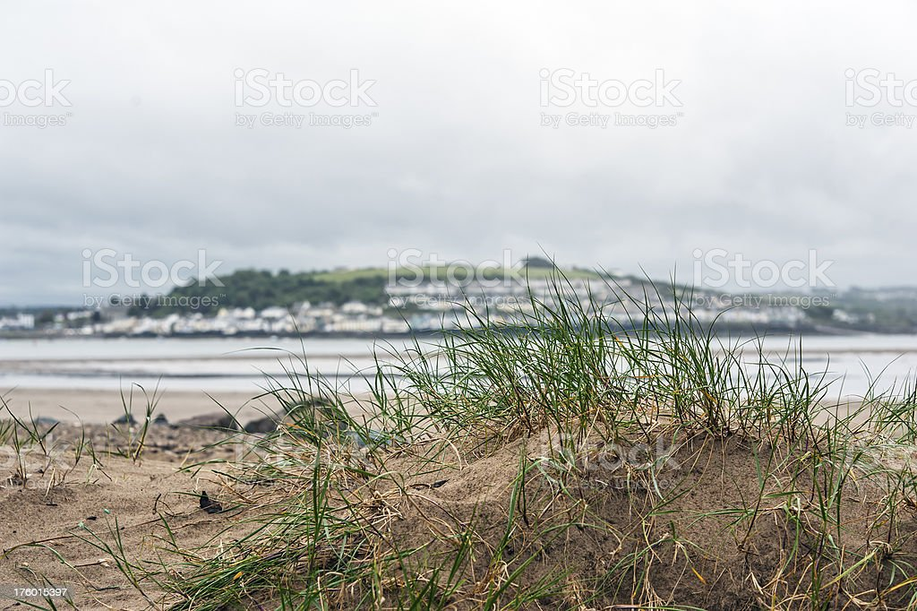 Sea Side Landscape royalty-free stock photo