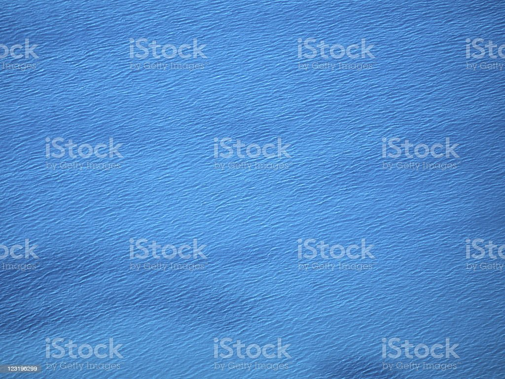 Sea surface royalty-free stock photo