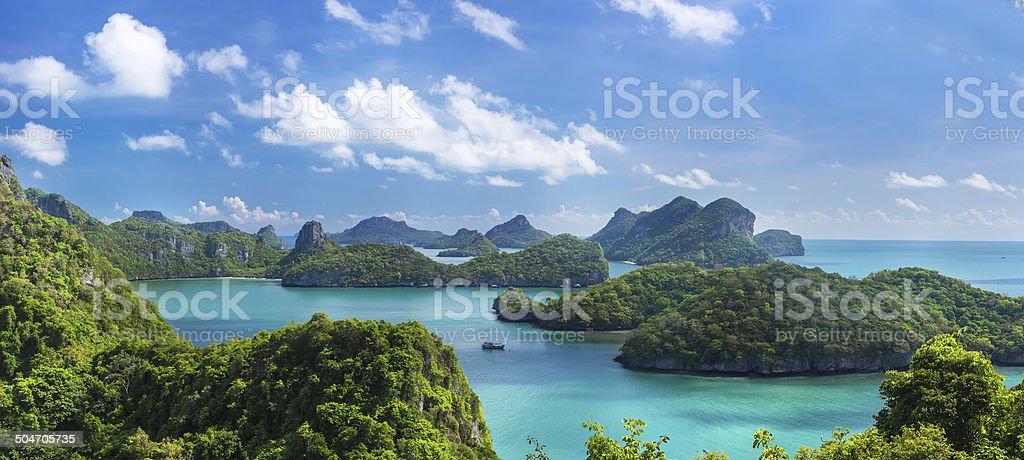 Sea Thailand, Mu Ko Ang Thong island – Foto