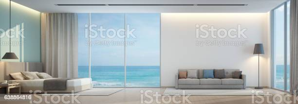 Sea view bedroom and living room in luxury beach house picture id638864816?b=1&k=6&m=638864816&s=612x612&h=dd0gdjdq ikrd9dhuuaaigggwjucbq3jbyvny2xdbpi=