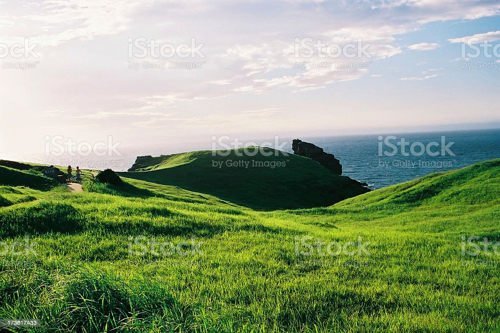 sea view landscape royalty-free stock photo