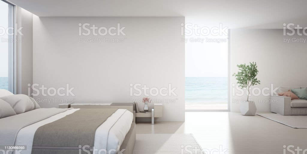 3d rendering of hotel interior.