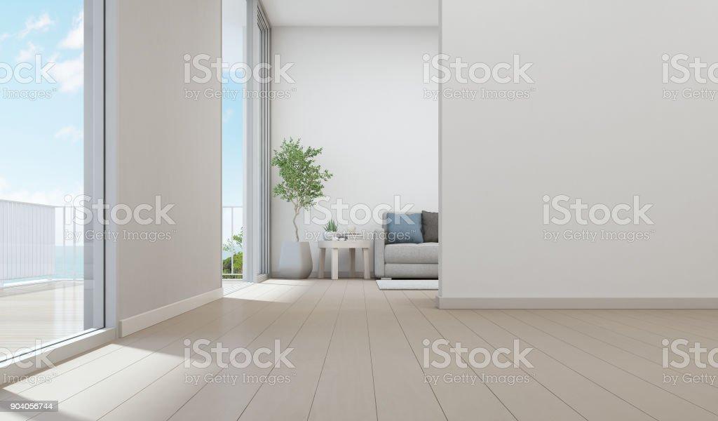Meer Blick Wohnzimmer Luxus Strandhaus Mit Indooranlage In Der Nahe