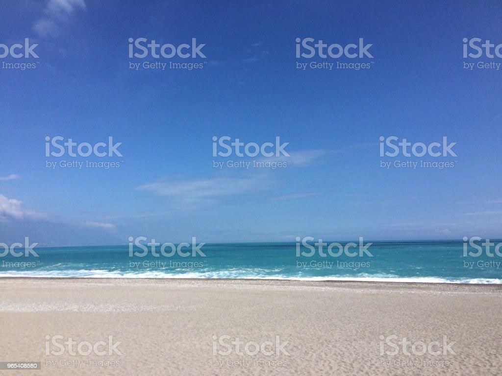 sea view zbiór zdjęć royalty-free