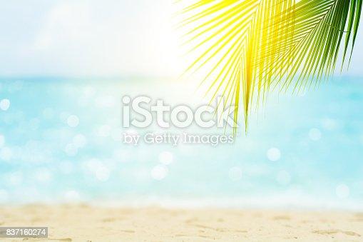 istock Sea water bokeh 837160274