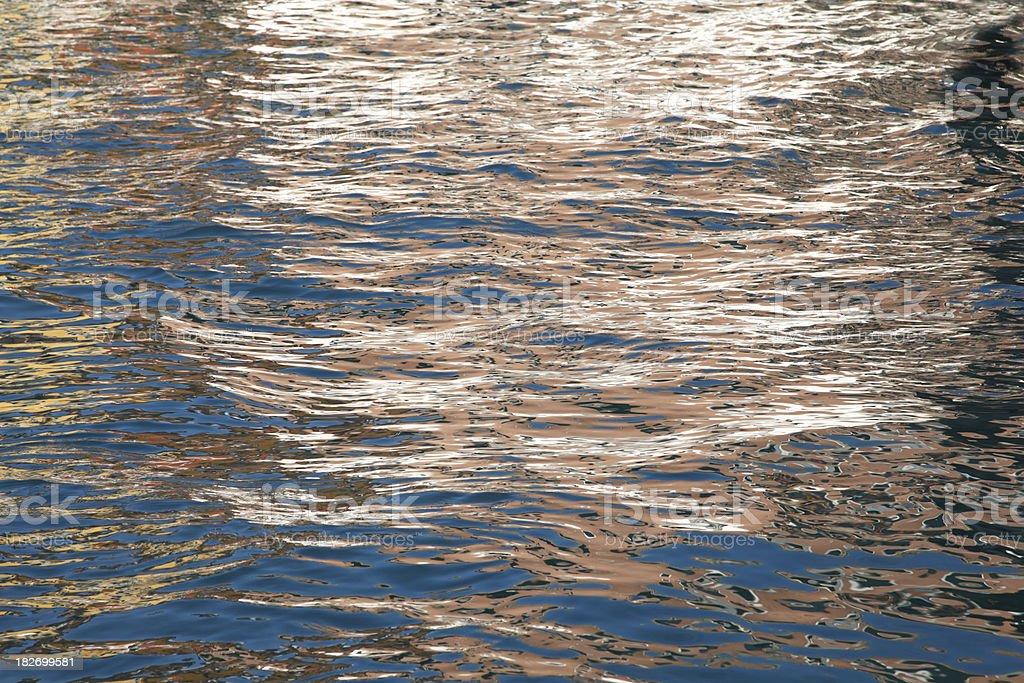 Meer Wasser Lizenzfreies stock-foto