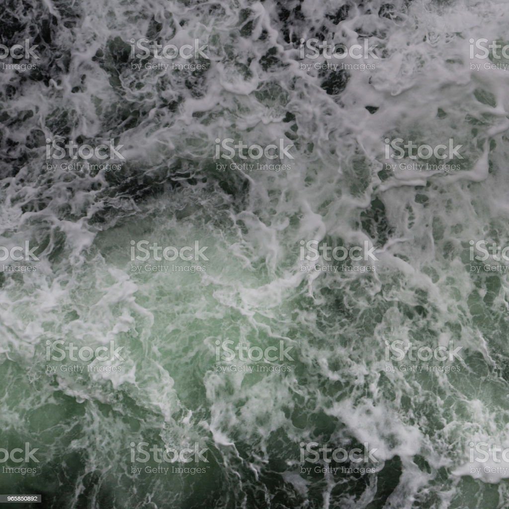 Sea Water Splash - Royalty-free Aquatic Sport Stock Photo