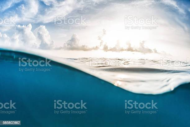 Photo of Sea with sky