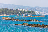 Seacoast in Limassol