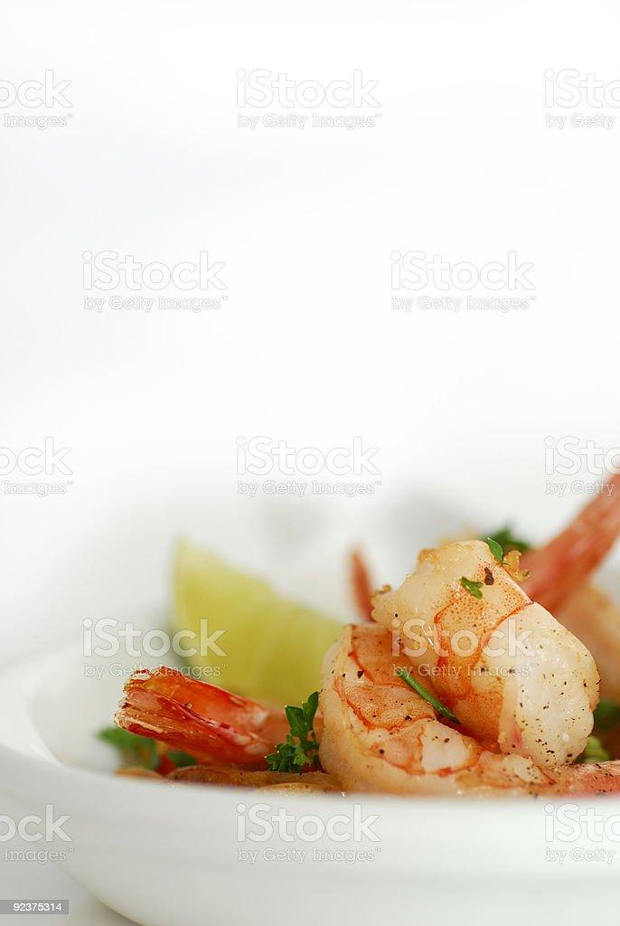 Seafood Delicatessen B royalty-free stock photo