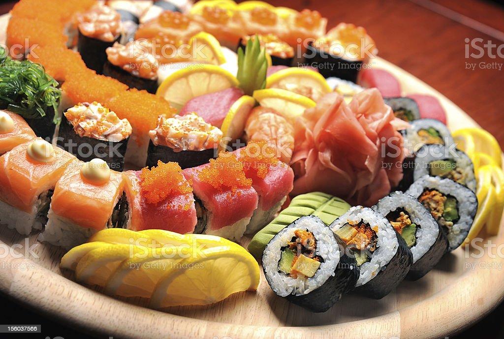 Fisch und Meeresfrüchte – Foto