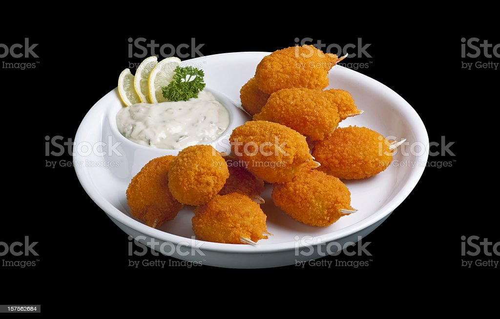 Seafood royalty-free stock photo