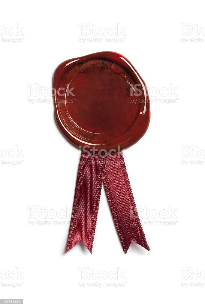 sealing wax stok fotoğrafı