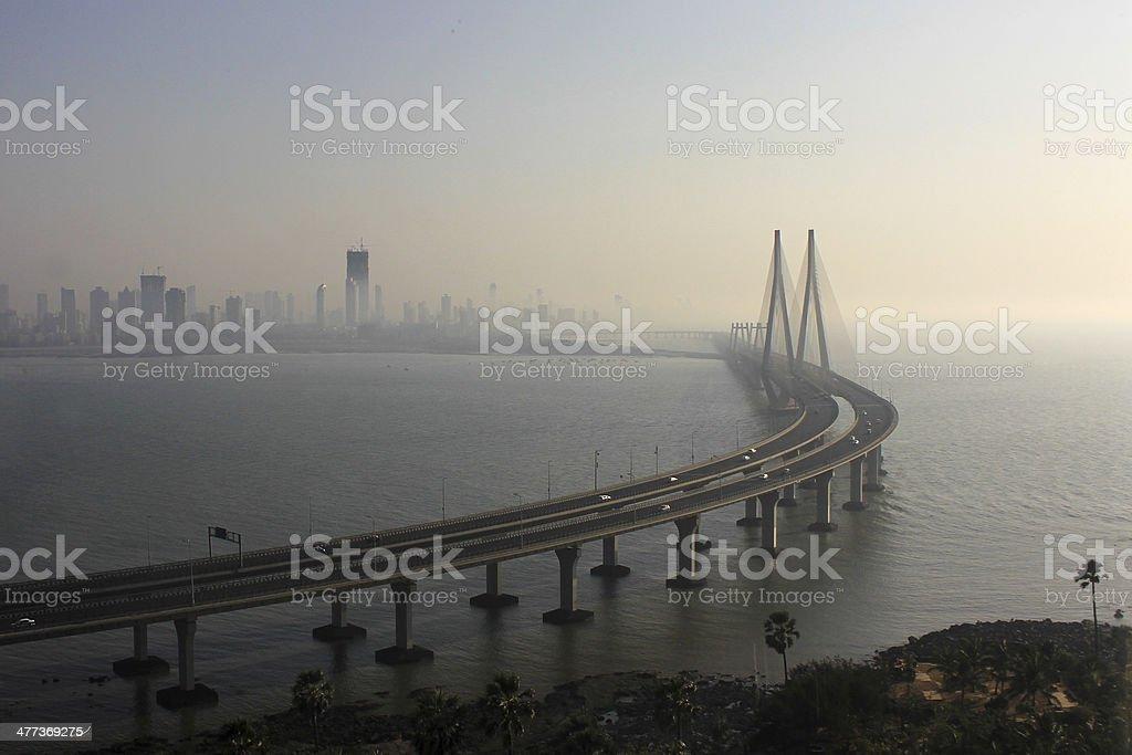 Sealink in Mumbai stock photo