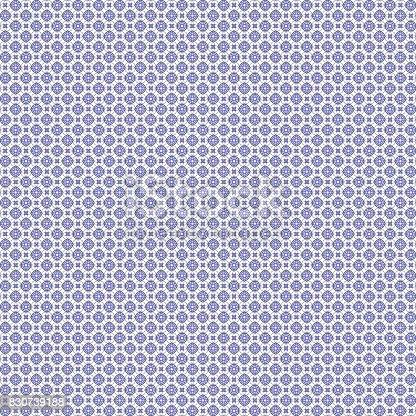 istock Seamless abstract grunge blue texture fractal patterns 830739188