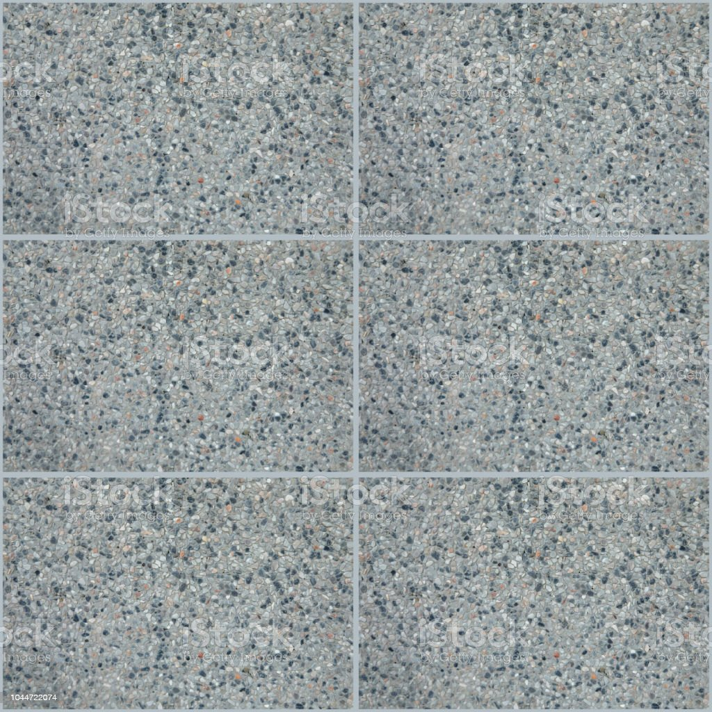 Seamless Aggregate Concrete Paver Tile Texture Stock Photo Download Image Now Istock