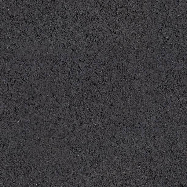 seamless asphalt bitumen texture - asfalto foto e immagini stock