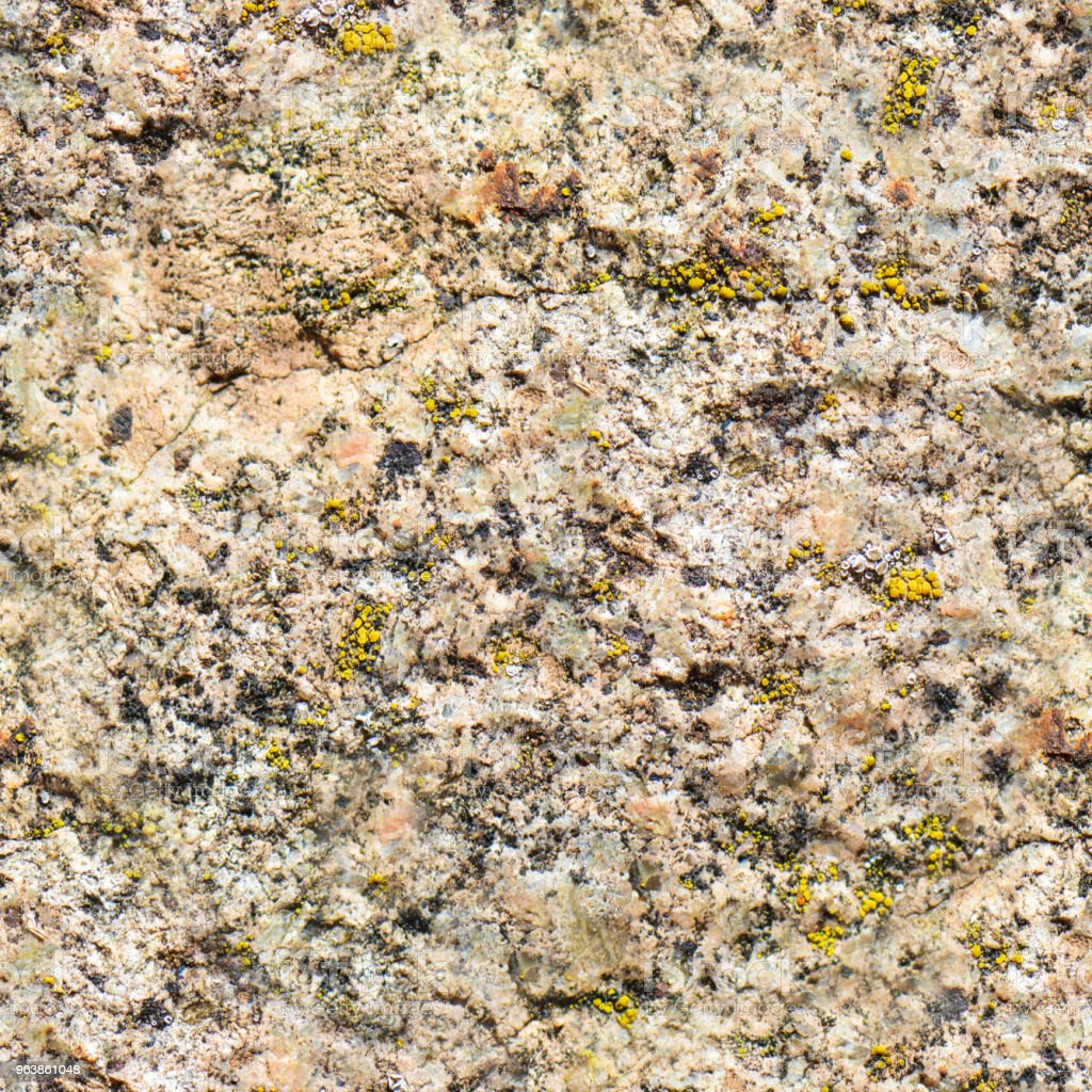 Seamless background of old stone wall texture photo. Colorful old concrete stone wall - Royalty-free Antique Stock Photo