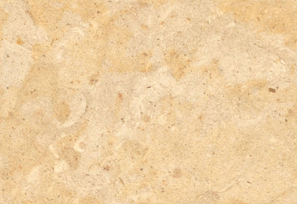 Seamless beige marble background stock photo