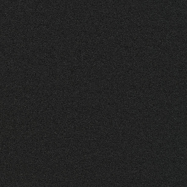 seamless black felt surface background - velvet stock pictures, royalty-free photos & images