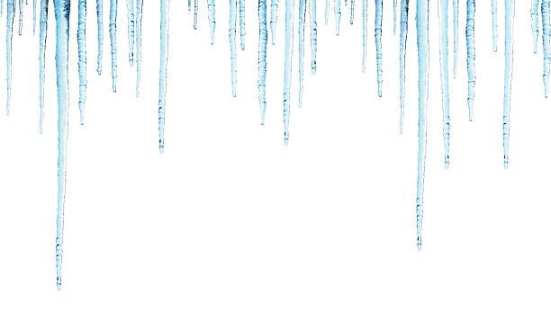 원활한 테두리, icicles - 고드름 뉴스 사진 이미지