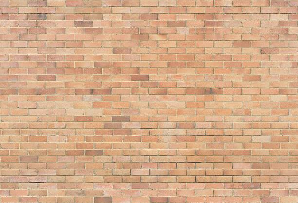 Seamless Brick Wall stock photo