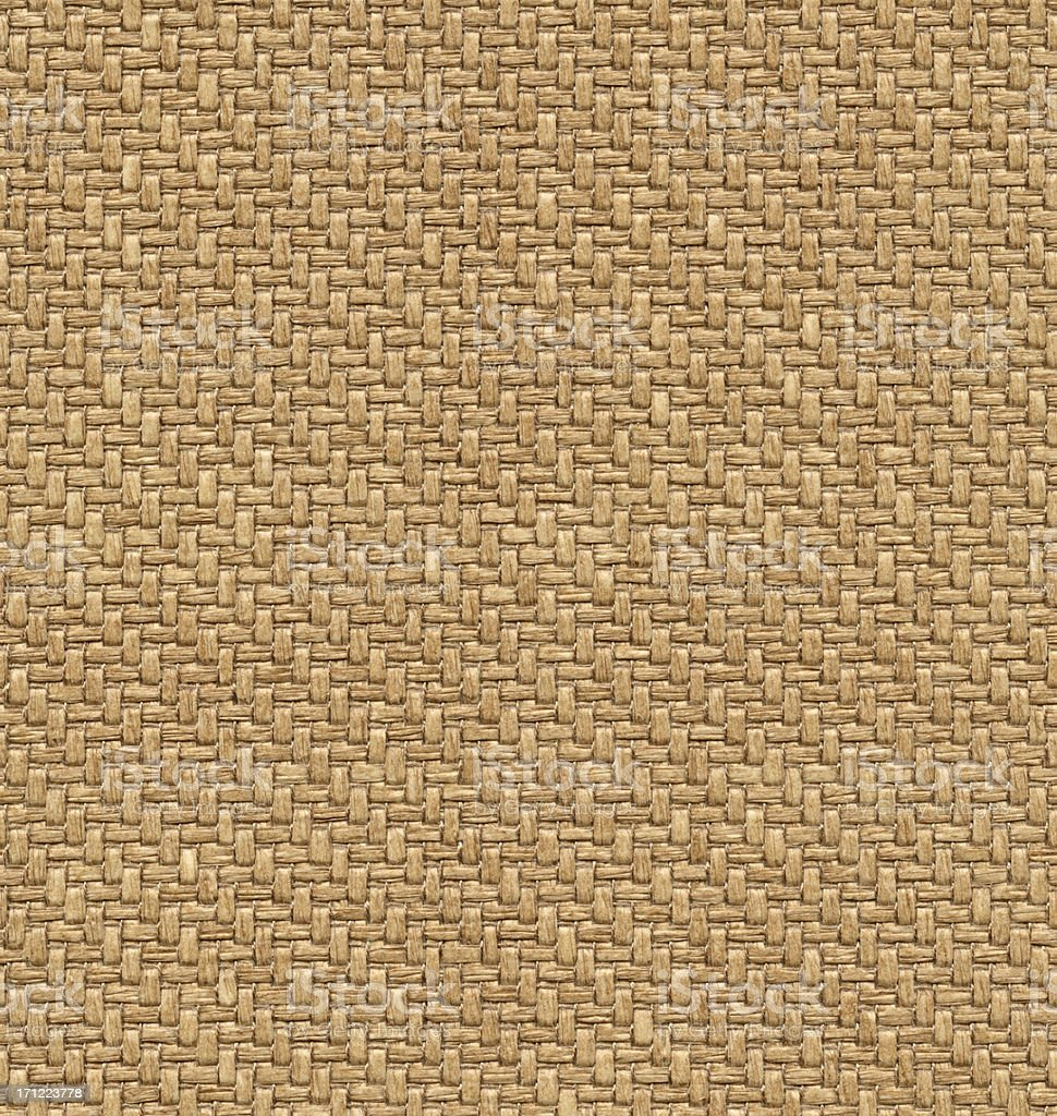 Seamless brown wicker background stock photo