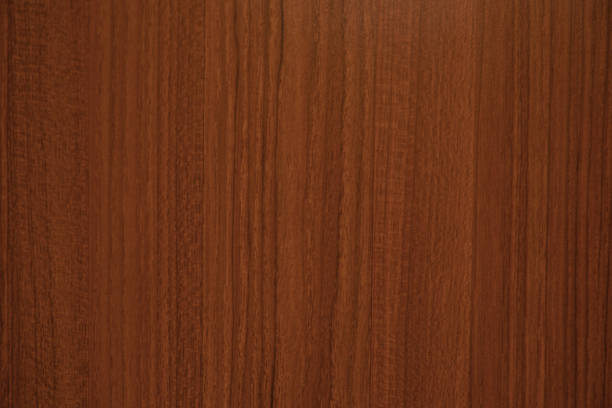 Seamless brown wood texture background stock photo