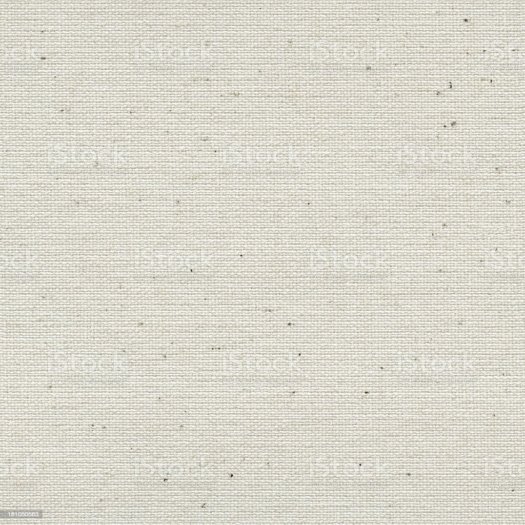 Seamless canvas background royalty-free stock photo