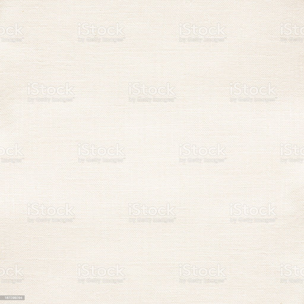 Seamless canvas with linen design pattern stock photo