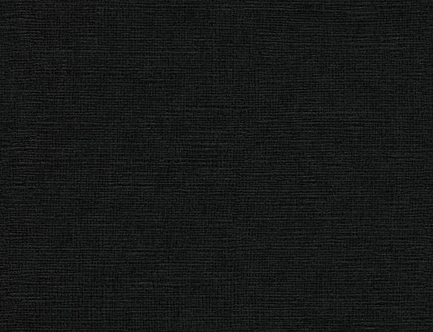 Seamless canvas-textured paper background stock photo