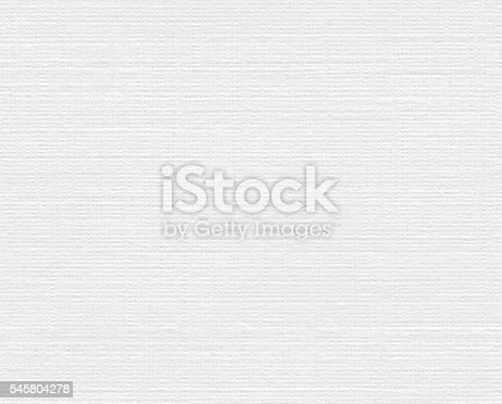 Seamless texture of paper with embossed burlap surface