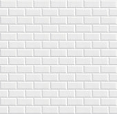 seamless ceramic tiles, white wall background texture