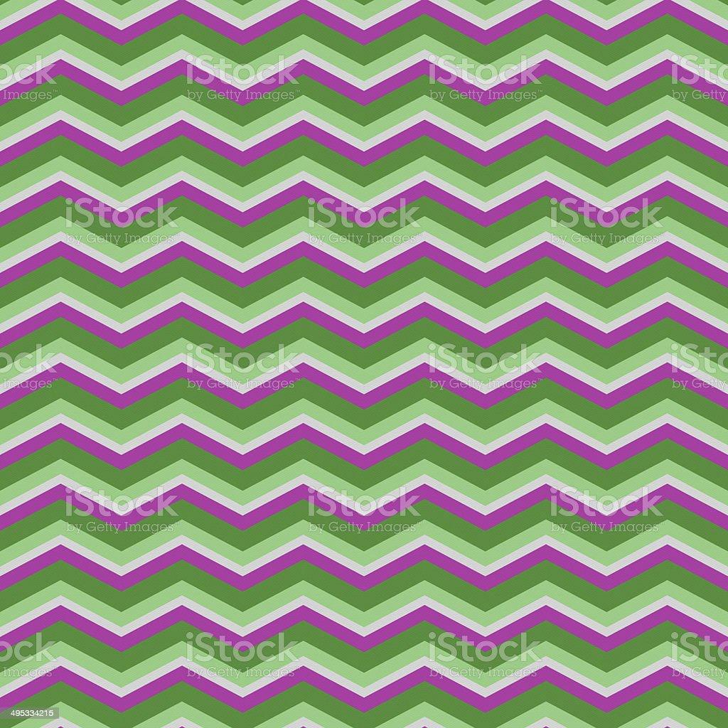 Seamless chevron pattern on textured paper royalty-free stock photo