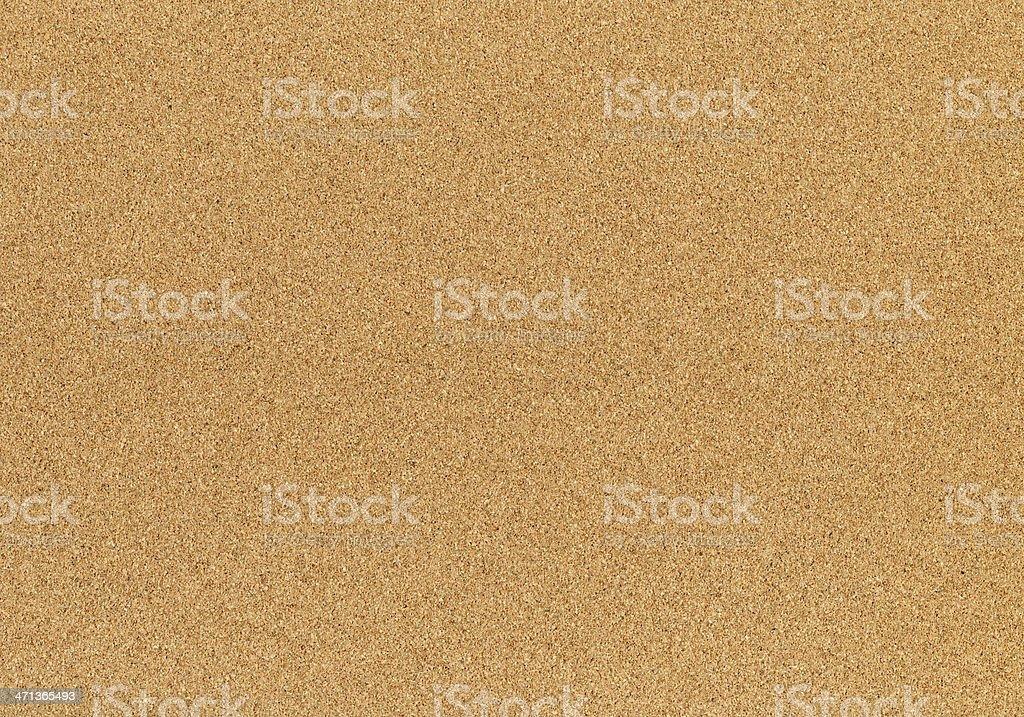 Seamless cork texture stock photo