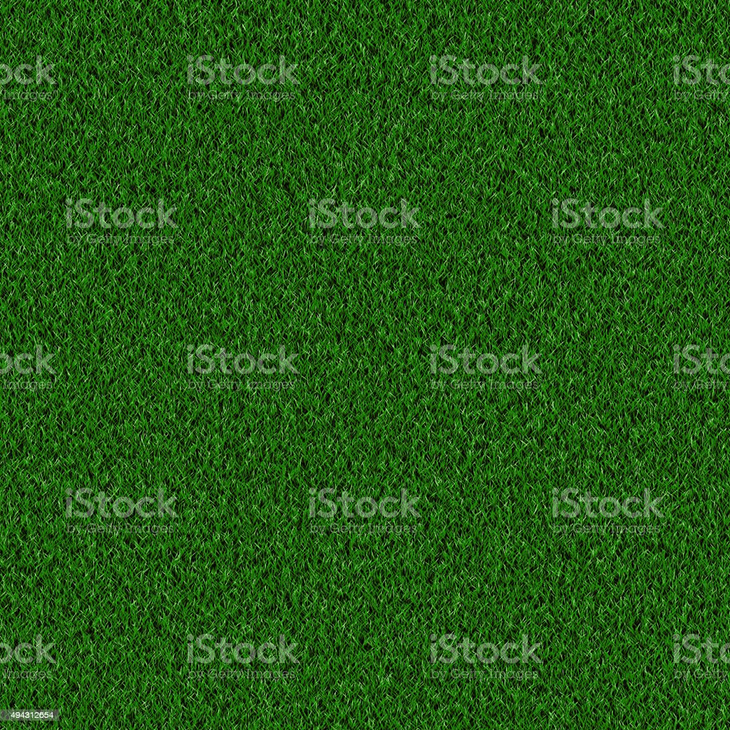 Seamless dark green grass digital texture stock photo