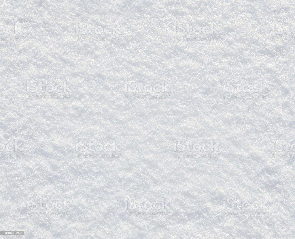 Seamless fresh snow background royalty-free stock photo