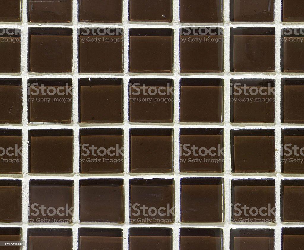Piastrelle di vetro trasparente fotografie stock e altre