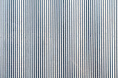 Seamless gray color wallcovering in random stripe line pattern / background concept / texture