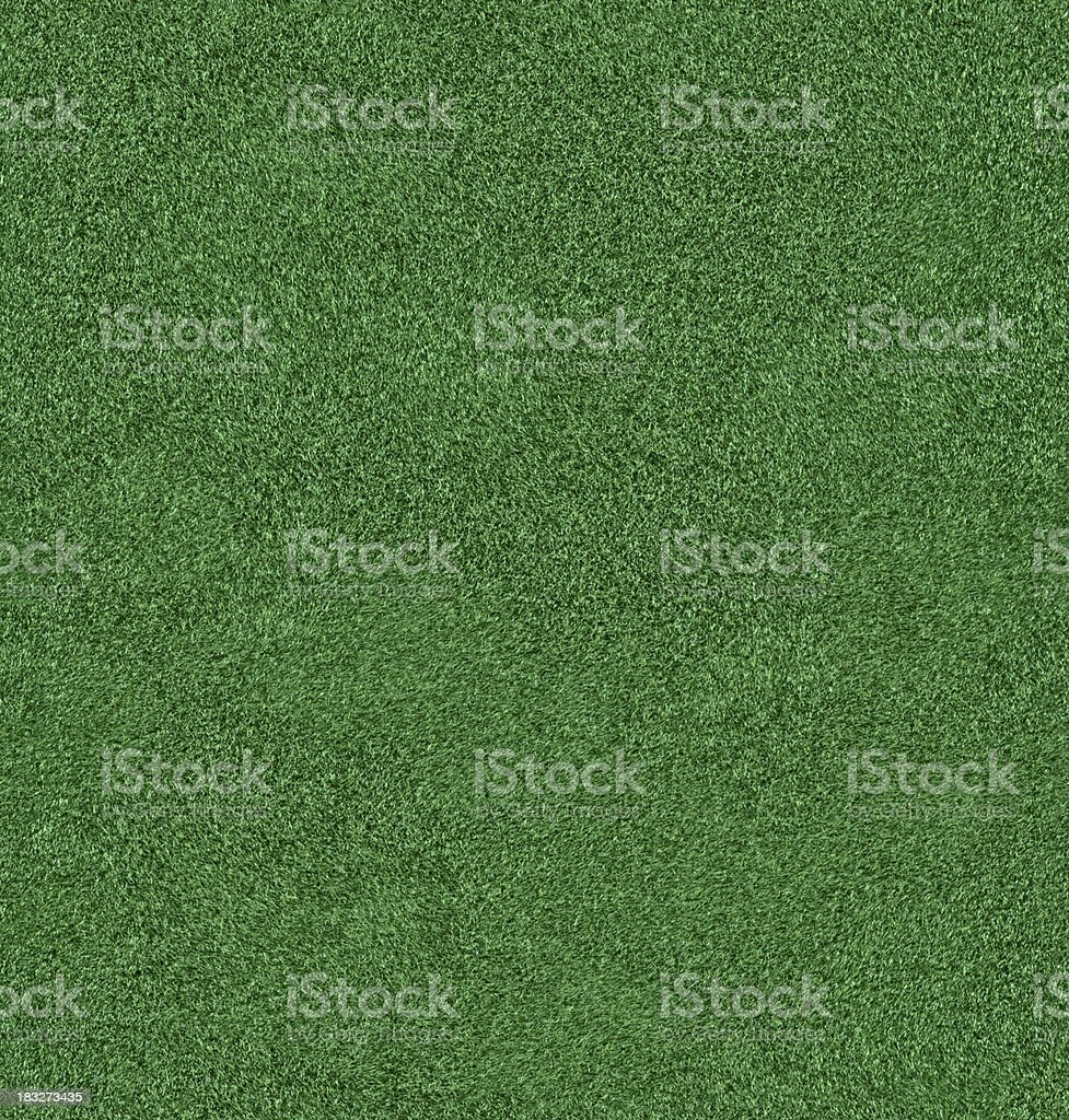 Seamless green felt background stock photo