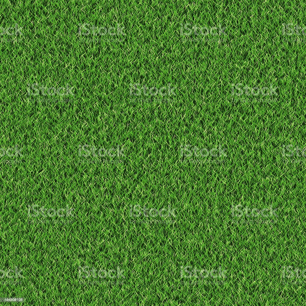 Seamless Green Grass Digital Texture Stock Photo More Pictures of