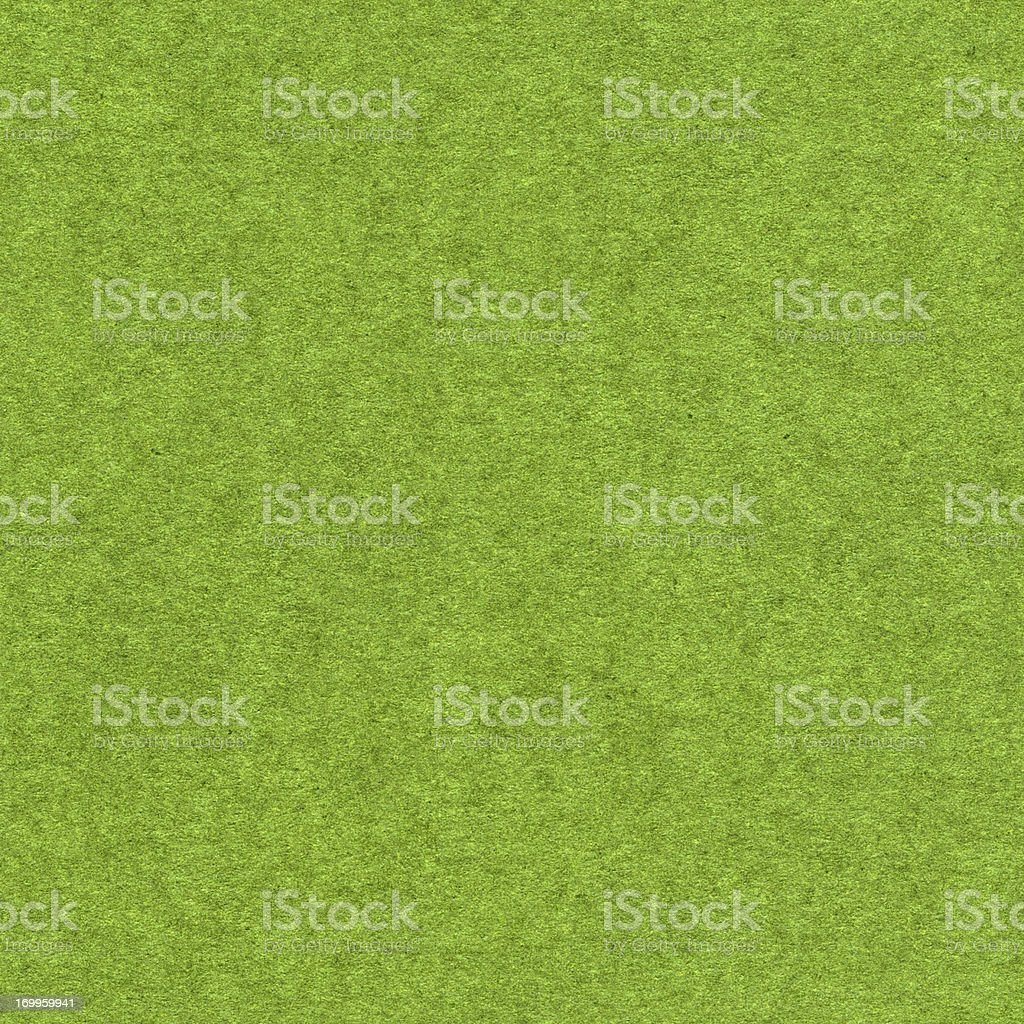 Seamless green paper background stock photo