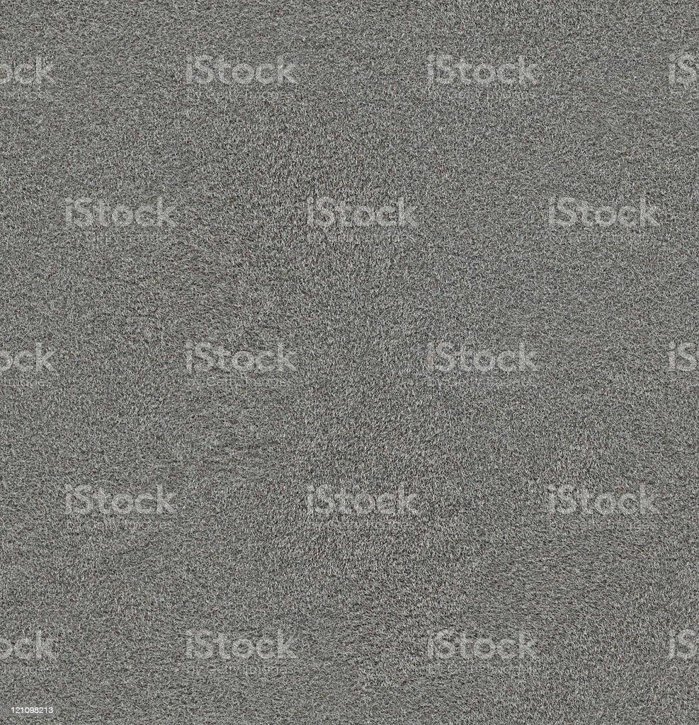 Seamless grey felt surface background royalty-free stock photo