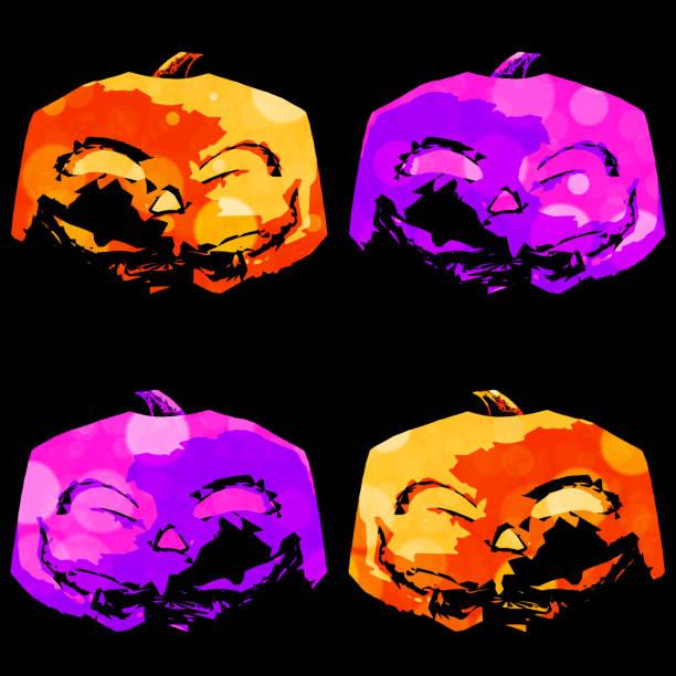fondo de pantalla de halloween sin costuras - sequence animation fotografías e imágenes de stock