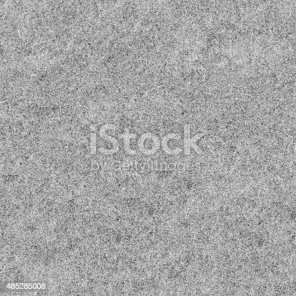 istock Seamless high detailed harsh messy concrete wall with visible prints 485285008