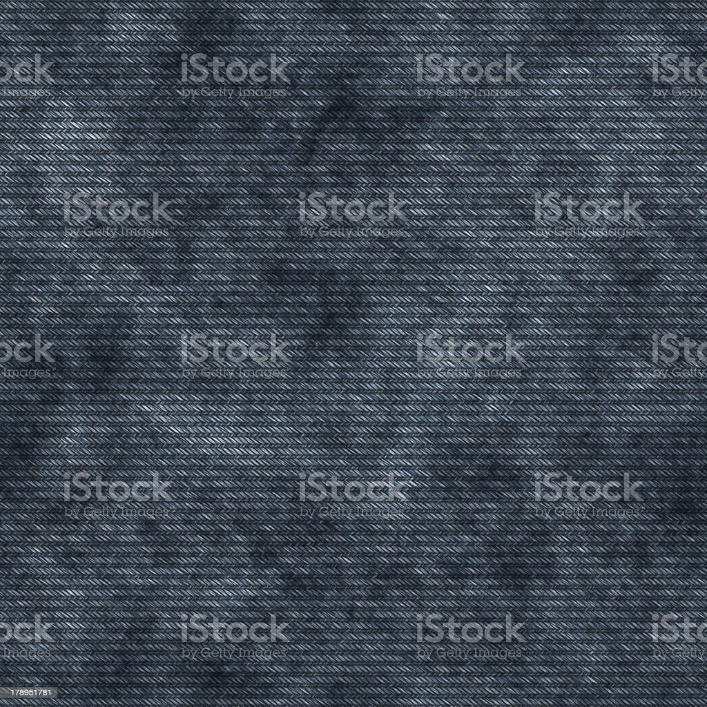 Seamless high quality blue jean background texture royalty-free stock photo