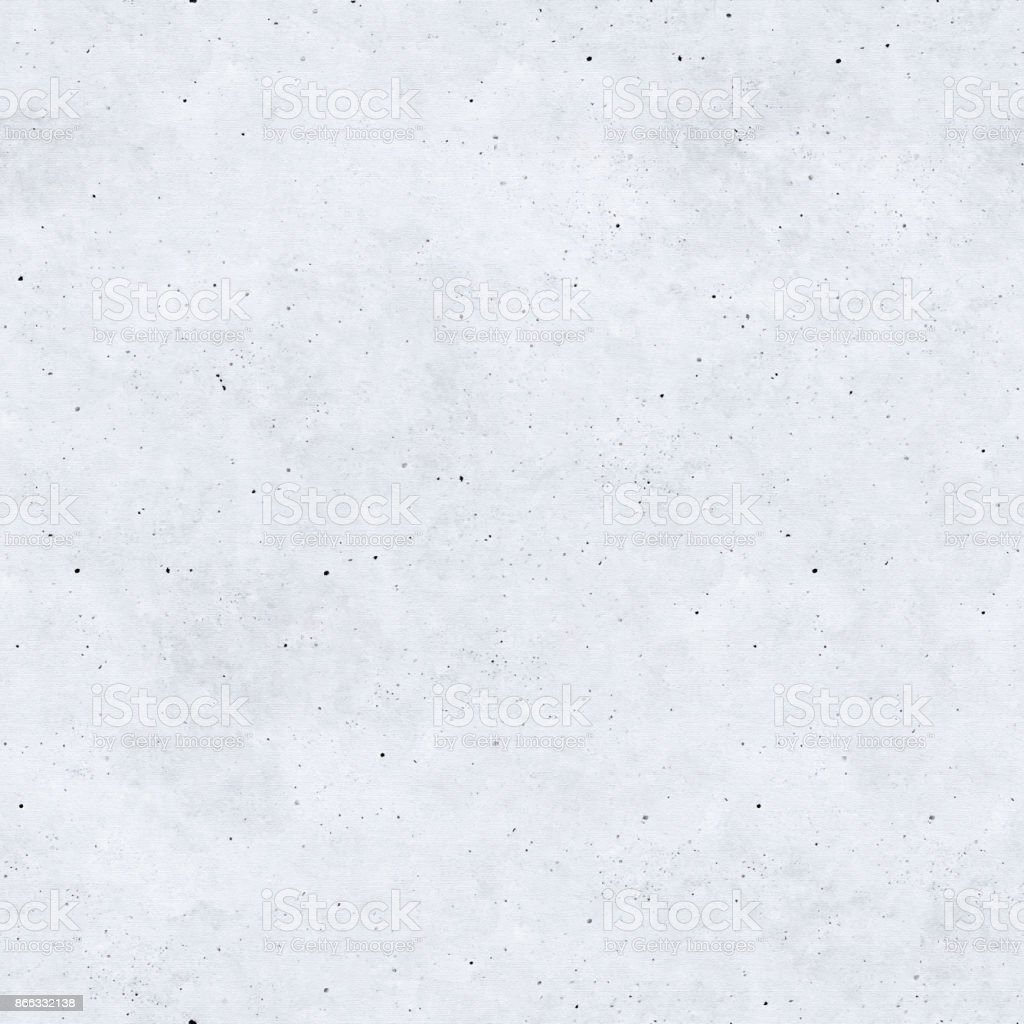 Seamless imperfect modern light gray concrete with imprinted pattern stock photo